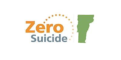 Vermont Zero Suicide 20-21 Project Evaluation Design