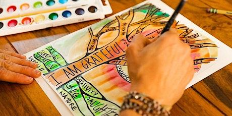 The Art of Gratitude Journaling - Summer Celebration tickets