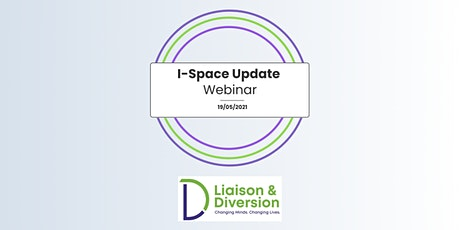 I-Space Update Webinar tickets
