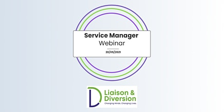 Service Manager Webinar tickets