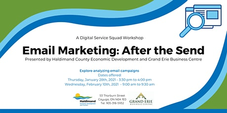 Email Marketing: After the Send tickets