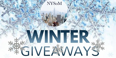 NYSoM Winter Cleanup & Giveway Jan tickets