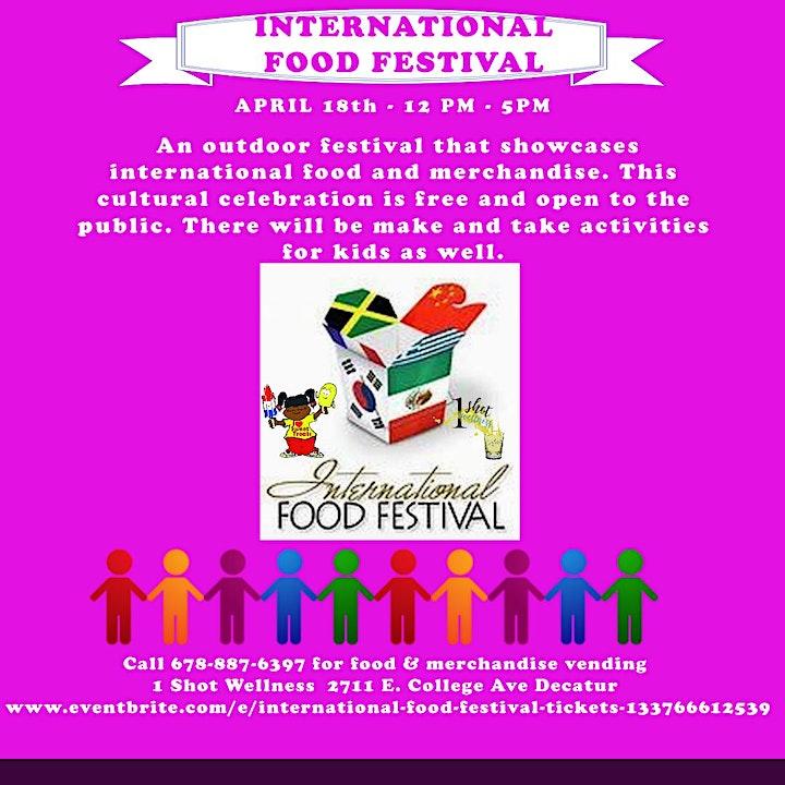 International Food Festival image