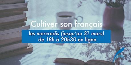 Cultiver son français billets