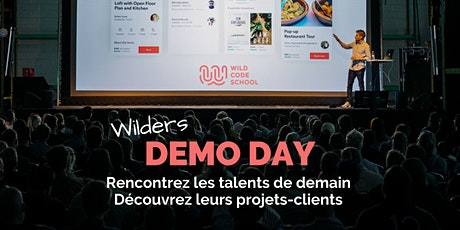 Wild Demo Day billets