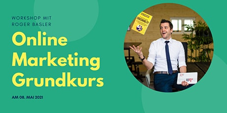 Online Marketing Grundkurs tickets