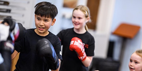 Kids Self-Defence & Fitness - 3 Trial Classes for Juniors aged 6  to 10 yrs tickets