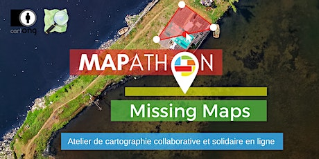[EN LIGNE] Mapathons Missing Maps 2021 tickets