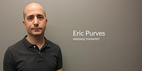 Eric Purves - Clinical Applications of Pain Science for Massage Therapists tickets