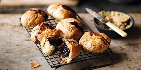 MOTHER'S DAY GIFTING: ECCLES CAKES AND FUDGE COOK ALONG - £5 tickets