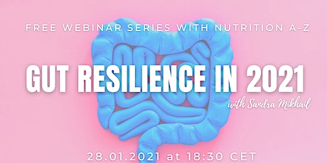 Gut Resilience in 2021 tickets