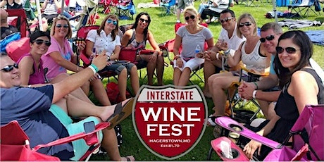 Interstate Wine Fest 2021 (Hagerstown, MD) tickets