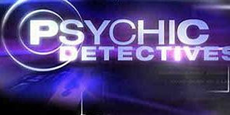 Virtual Psychic Workshop - Psychic Detective Investigations tickets