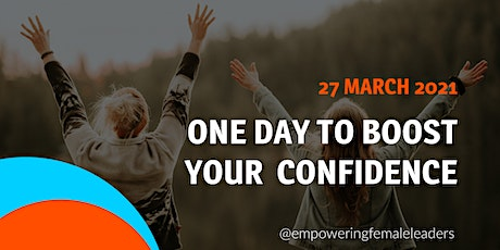 One day to boost self-confidence and become unshakeable! tickets
