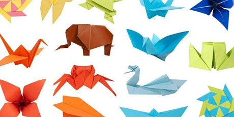 Origami Workshop - Edad recomendada de 9 a 15 años bilhetes