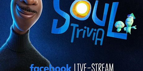 Disney/Pixar Soul Trivia Live-Stream tickets