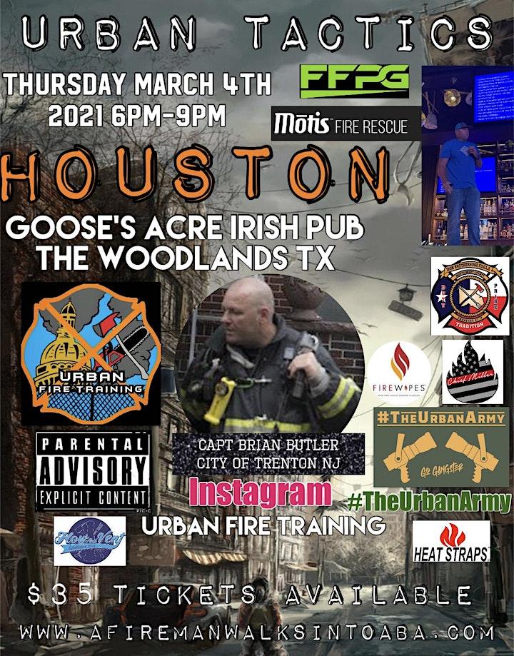A Fireman Walks Into A Bar image