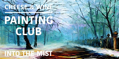 Facebook LIVE - Paint 'INTO THE MIST' tickets