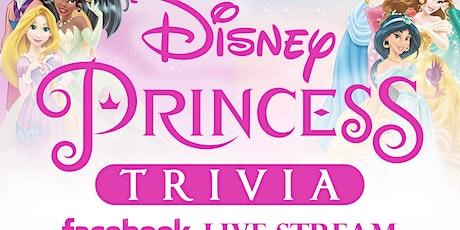 Disney Princess Trivia Live-Stream tickets