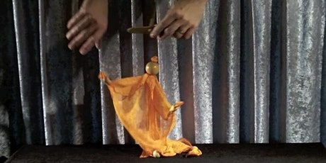Simple Scarf Marionettes with Daniel Fay tickets