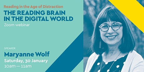 The Reading Brain in the Digital World tickets