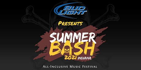 Bud Light Presents Summer Bash Indiana 2021 tickets