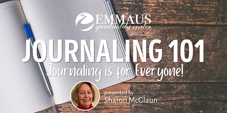 Journaling 101 - Journaling is for everyone tickets