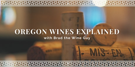 Oregon Wines Explained tickets