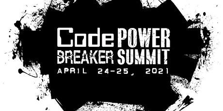 Code Breaker Power Summit 2021 tickets
