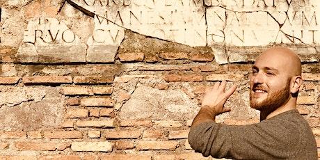 Virtual Visit: Michelangelo's Rome tickets