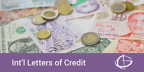 International Letters of Credit Webinar ingressos