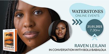 Raven Leilani in conversation with Bolu Babalola tickets