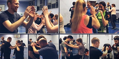 AR Krav Maga Norwich - 3 Beginner-Friendly Adult Trial Classes tickets