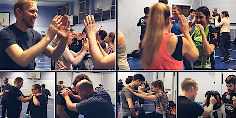 AR Krav Maga Wymondham - 3 Beginner-Friendly Adult Trial Classes tickets