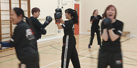 Women Only Self-defence & Fitness  Training - 3 Trial Classes tickets