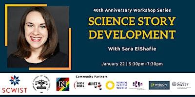 Wissenschaftskommunikationsworkshop 2: Entwicklung von Wissenschaftsgeschichten