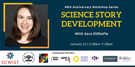 Science Communication Workshop 2: Science Story Development tickets