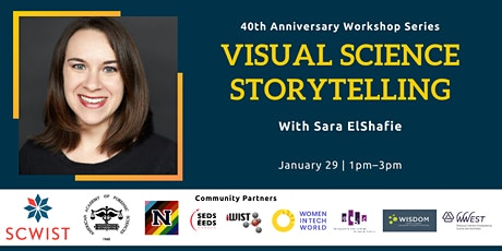 Science Communication Workshop 3: Visual Science Storytelling tickets
