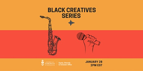 Black Creatives Series tickets