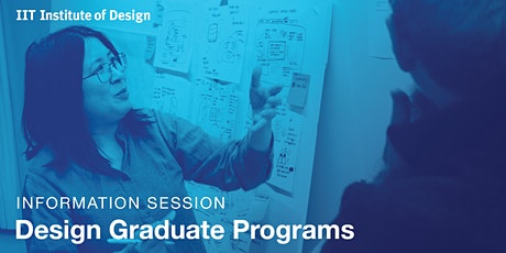 Institute of Design Graduate Information Sessions tickets