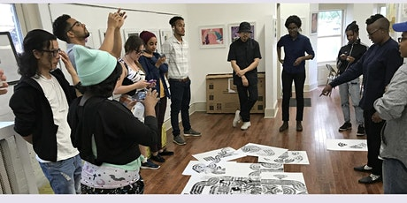 Establishing Your Artist Practice! : Presenting and Talking About Your Work tickets