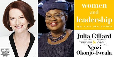 P&P Live! Julia Gillard and Ngozi Okonjo-Iweala | WOMEN AND LEADERSHIP tickets