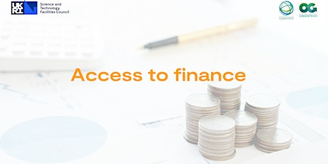 Access to Finance for Innovators - Series A Start-Up Funding tickets