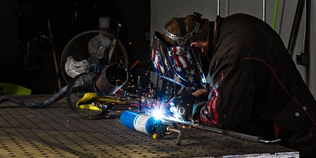Introduction to TIG Welding at Maketory tickets