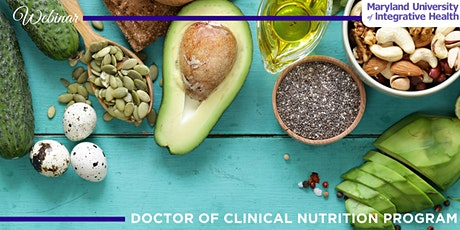 Webinar | Doctor of Clinical Nutrition Program; Progressing Your Career. tickets