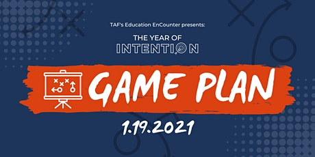 The Year of Intention: Game Plan tickets