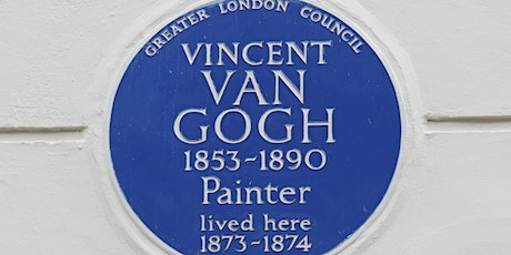 Virtual Tour - In Vincent's Footsteps: from Covent Garden to Stockwell tickets
