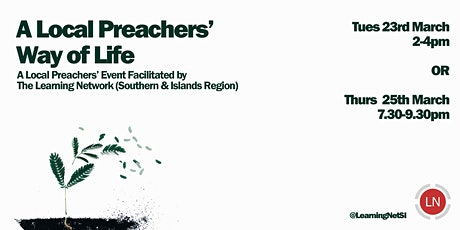 A Local Preacher's Way of Life tickets