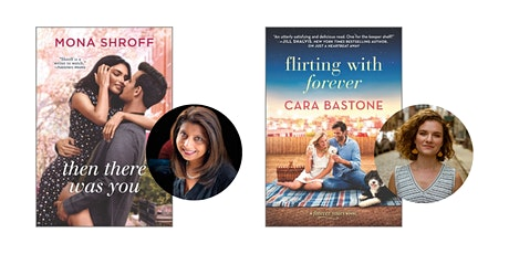 Romance Authors: New releases from Mona Shroff and Cara Bastone tickets