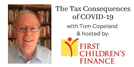The Tax Consequences of Covid-19 with Tom Copeland tickets